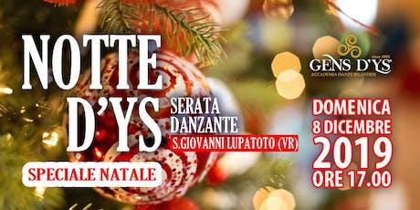 S.Giovanni Lupatoto (VR)- Serata Danzante biglietti