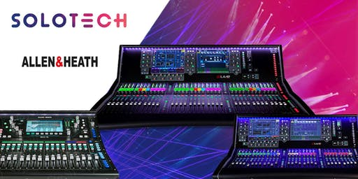 FORMATION GRATUITE ALLEN & HEATH