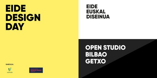 EIDE DESIGN DAY 2019 | Open Studio Bilbao Getxo