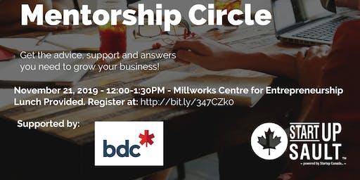 Startup Cafe - Mentorship Circle