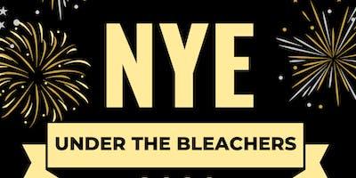 New Years Eve #UnderTheBleachers!