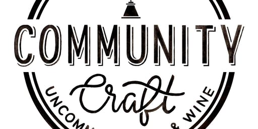 Wine, Food & Friendship with Chef Michael Cherney at Community Craft