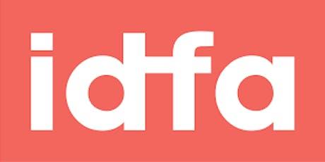 VPRO Dit is IDFA - TV opname bijwonen tickets