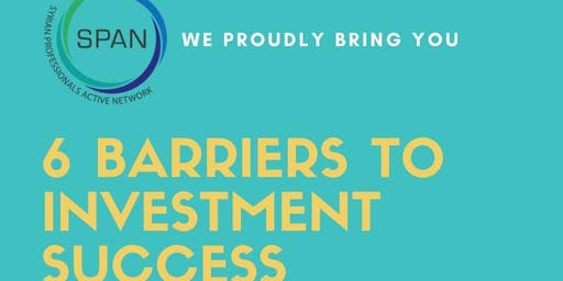 6 Barriers to Investment Success