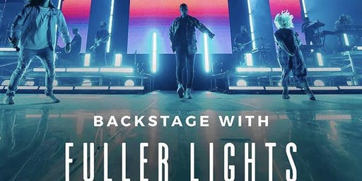 Backstage with Fuller Lights, Las Vegas