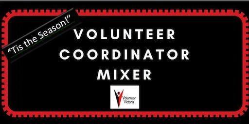 """Tis the Season"" Volunteer Coordinators Mixer   hosted by Volunteer Victoria"