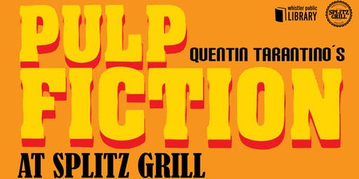 Pulp Fiction at Splitz Grill