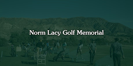 5th Annual NORM LACY Golf Memorial tickets