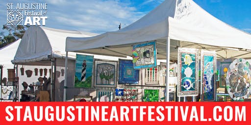 St. Augustine Festival of Art-54th Annual