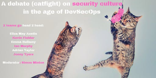 Debate!! Security culture in the age of DevSecOps