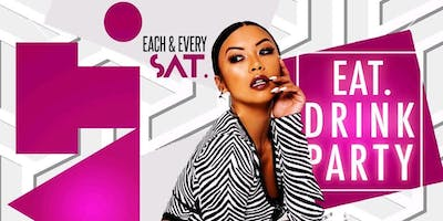 SATURDAY NIGHT VIBES @ VIDA |FREE Guest List AND VIP Sections available!