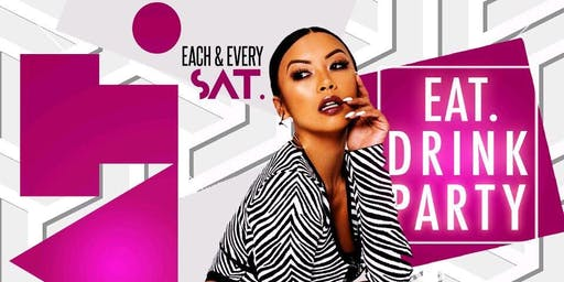 Atlanta's #1 Saturday Party | VIDA ULTRA LOUNGE | FREE RSVP and SECTIONS!