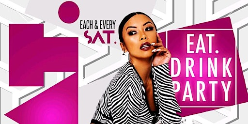 Atlanta's #1 Saturday Party   VIDA ULTRA LOUNGE   FREE RSVP and SECTIONS!