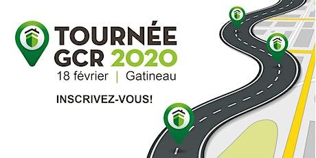 Tournée GCR 2020 - Gatineau billets