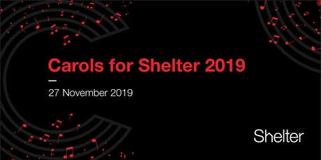 Shelter Christmas Carol Service 2019 tickets