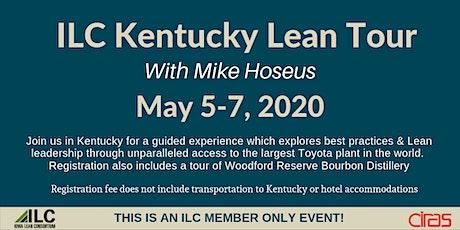 ILC Kentucky Lean Tour tickets