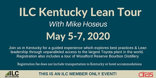 ILC Kentucky Lean Tour