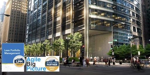 CHICAGO - Lean Portfolio Management with LPM Certification