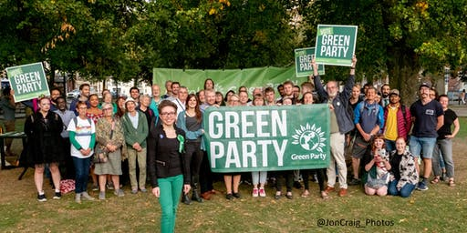 Elect Carla Denyer as Green MP -  National Action Day in Bristol