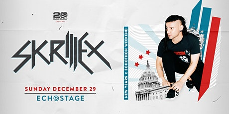 Skrillex tickets