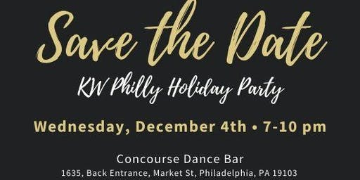 KW Philly Holiday Party