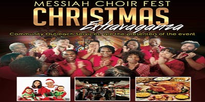 MESSIAH Choir Fest CHRISTMAS EXTRAVAGANZA