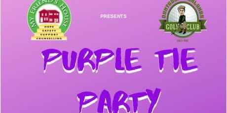 Purple Tie Party tickets