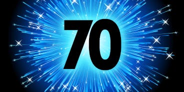 Let Us Entertain You: 70th Anniversary Celebration Cabaret