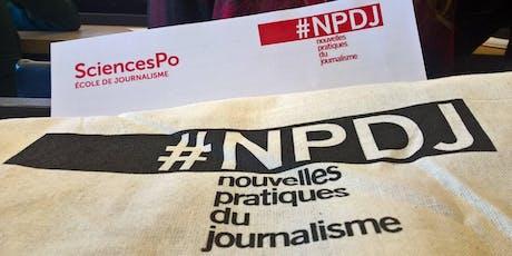 Nouvelles pratiques du journalisme 2019 billets