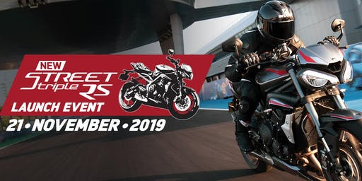 Suffolk Triumph Street Triple RS Launch Evening