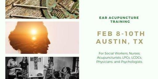 Auricular Acupuncture Training