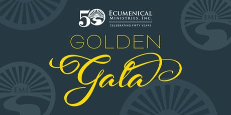 Ecumenical Ministries Inc. Golden Gala tickets