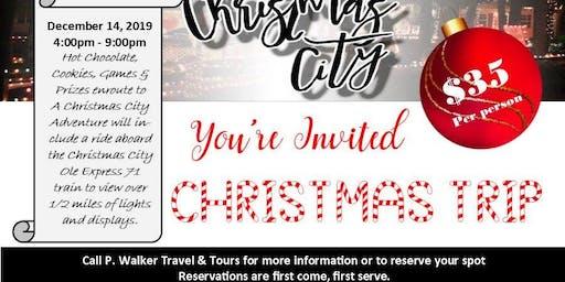 Christmas City Trip