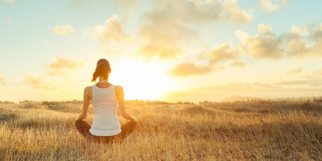 MEDITATION CLASS - 6 WEEKS COURSE tickets
