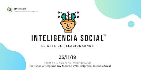 Inteligencia Social - Mejora tus habilidades socia entradas