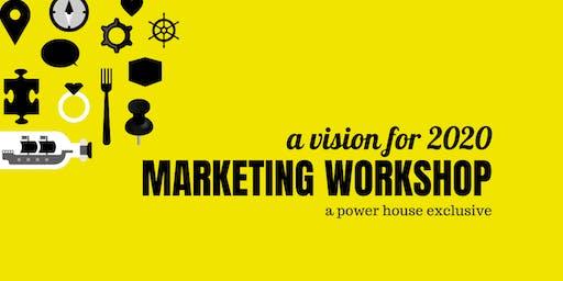 November Marketing Workshop