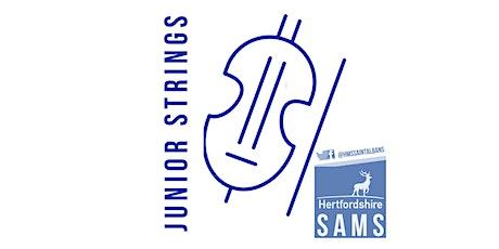 St Albans Music School: Junior Strings Taster tickets