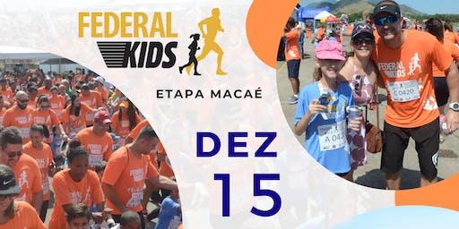 Federal Kids Etapa Macaé 2019
