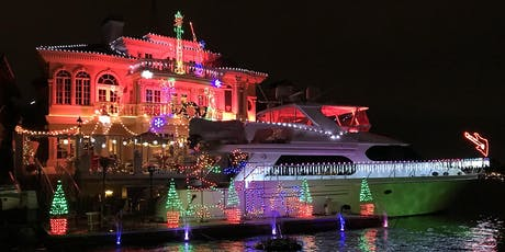 Holiday Lights Cruise, Huntington Beach tickets