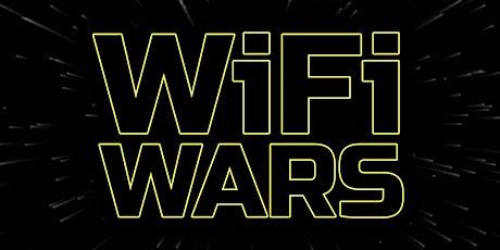 WiFi Wars Debug XII tickets