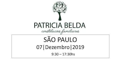 Constelações Familiares por Patricia Belda ingressos