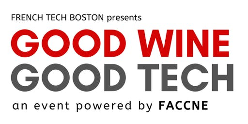 """GOOD WINE - GOOD TECH"""