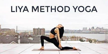 LiYa Method In-Store Yoga tickets
