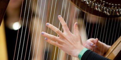 Ceiliúradh Cruitireachta: Celebrating Harping tickets