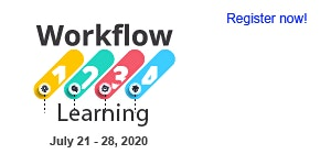 Workflow Learning in Operations, Processes and Software Workshop (July 21, 24, & 28. 2020)