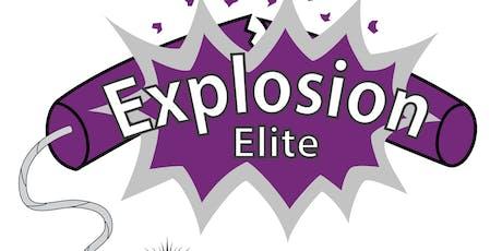 Explosion Elite presents: Cheer & Dance Winter Showcase tickets
