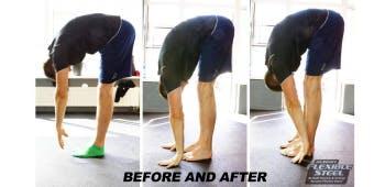 Improving movement thru flexibility