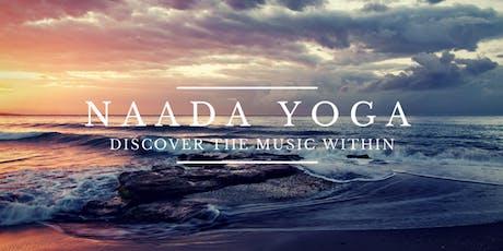 Naada Yoga: tickets