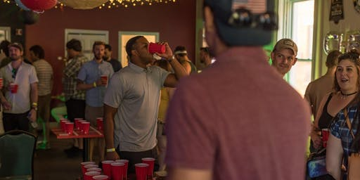 Bircus Brewing Beer Pong Tournament Extravaganza!