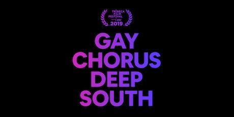 Gay Chorus Deep South Film Screening tickets